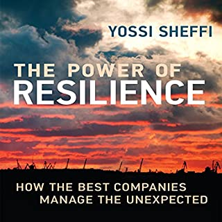 The Power of Resilience cover art
