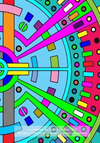 Cuaderno de Guión Gráfico 16:9 160 páginas con 4 fotogramas por página dispuestos verticalmente: 17,78 x 25,4 cm Cuaderno con tapa de amuleto azul ... publicistas y técnicos de animación