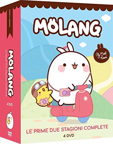 Molang- Stagione 1 E 2 (Dvd) (2 DVD)