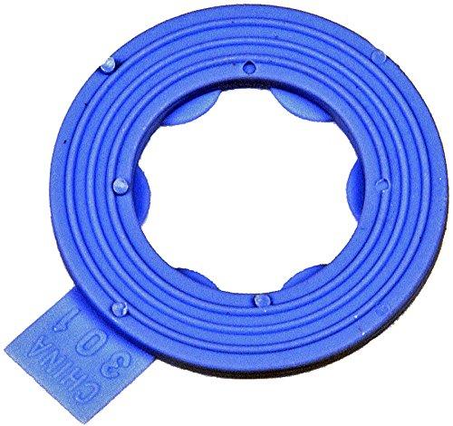 Dorman 097-116CD Nylon Rib Drain Plug Gasket, Fits M12 for Select Models (Pack of 5)