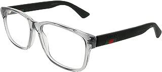 GG 0011O Square Eyeglasses 2 Sizes