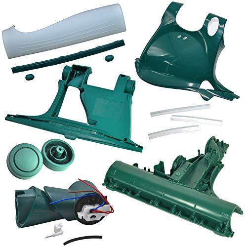 Anicell Mega Set Reparatur Set geeignet für Vorwerk EB 360 Gelenk, Deckel und vieles mehr Kobold 135 136 140