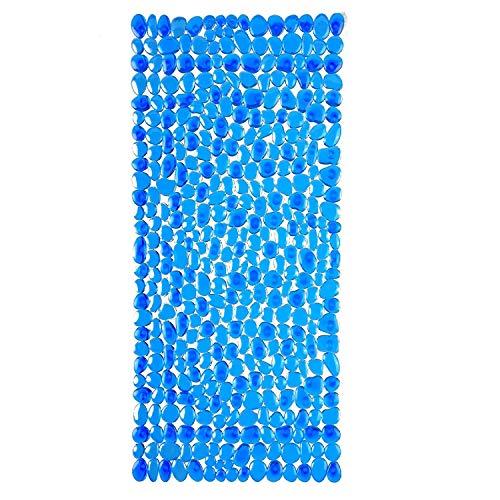 Badematte mit Motiven f/ür Badespa/ß f/ür Kinder 70 x 40 cm Rutschmatte aus Kunststoff mit Saugn/äpfen Ribelli Antirutschmatte f/ür die Badewanne ca