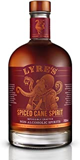 Lyre's Spiced Cane Non-Alcoholic Spirit - Spiced Rum Style | Award Winning | 700ml