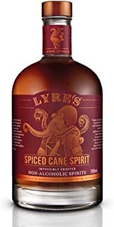 Spiced Cane Non-Alcoholic Spirit - Spiced Rum Style | Lyre's 700ml