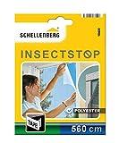 Schellenberg 10400 - Cinta de velcro (5,6 m), transparente