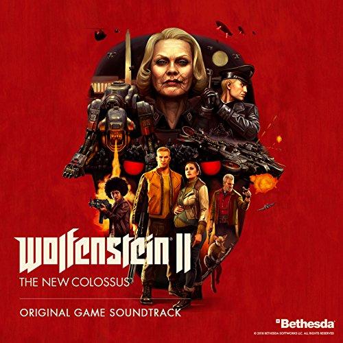 Wolfenstein II: The New Colossus Original Game Soundtrack
