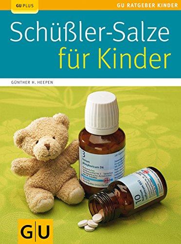 Heepen, Günther H.<br />Schüßler-Salze für Kinder