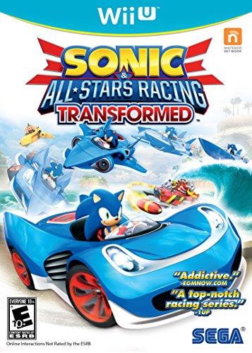 SEGA Sonic and All Stars Racing Transformed Bonus Edition - Juego (Wii U, Racing, E (para todos))