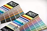 Carta de colores NCS 980. Paleta de colores profesional....