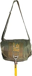 Farm Blue Messenger Bag – Officine Military Shoulder Courier Bag