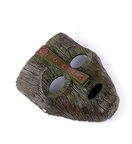 Gmasking 2018 Resin Loki Cosplay Mask Prop Replica