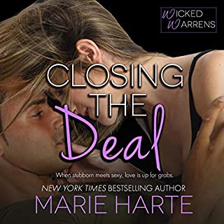 Closing the Deal                   Written by:                                                                                                                                 Marie Harte                               Narrated by:                                                                                                                                 Emma Wilder                      Length: 3 hrs and 44 mins     Not rated yet     Overall 0.0