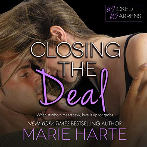 Closing the Deal audiobook cover art