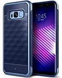 Caseology Parallax for Samsung Galaxy S8 Plus Case (2017) - Navy/Blue Coral