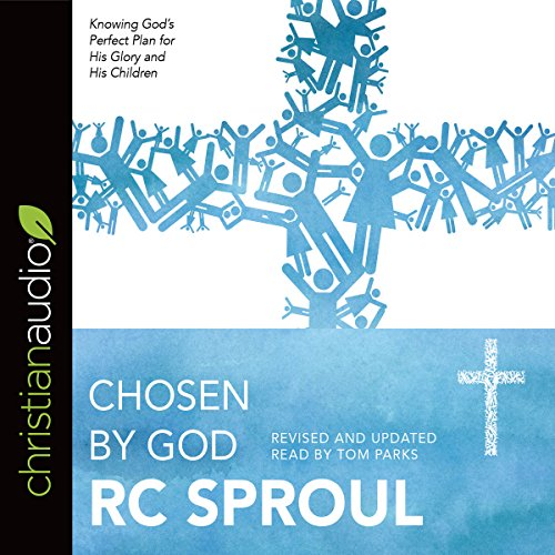 Chosen by God audiobook cover art