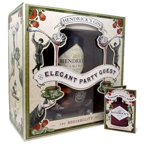 Photo of Hendrick's 1.75 litre in Bathtub Gift Pack