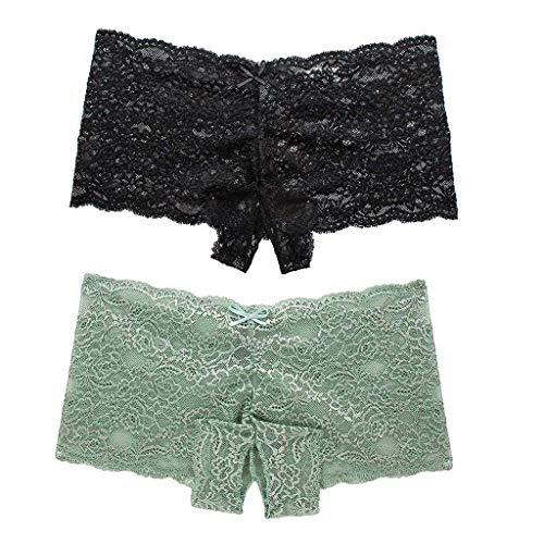 RODMA Damen Slips Nahtlos Unterwäsche Bikinis Taillenslips Seamless Unsichtbare Dehnbare Bequeme Panties Hipsters 3/6 Pack