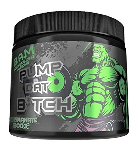 BAM PUMP DAT BIATCH(300g)-Der ultimative Pump Booster