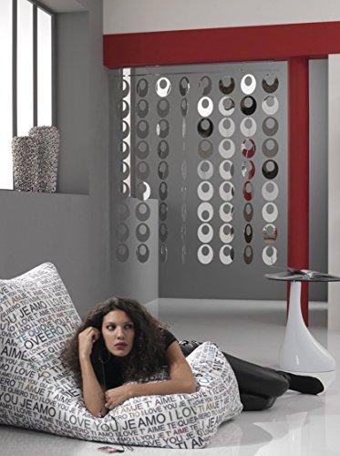 Wink design,Stoccarda, Dischi Separé, PVC, Argento