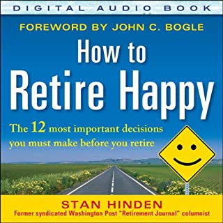 How to Retire Happy cover art
