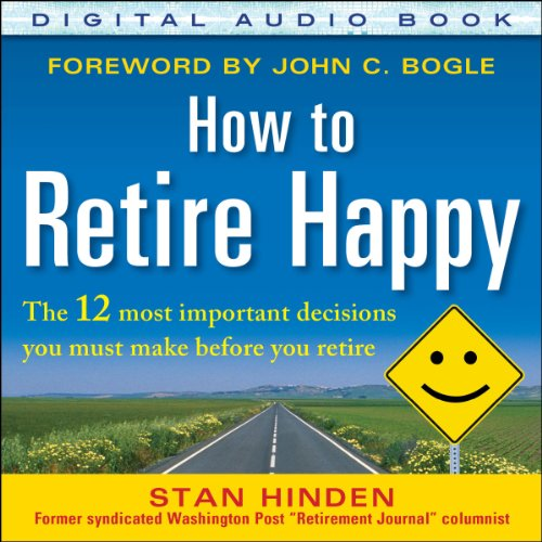 How to Retire Happy audiobook cover art