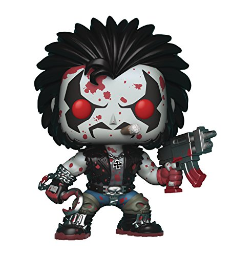 POP LOBO BLOODY VINYL FIGURE