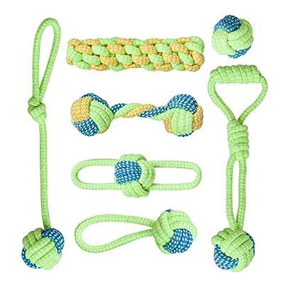 SOKUTOM Dog Toys-Dog Rope Toys for Small Medium...