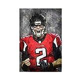 American Football Atlanta Falcons Player Matt Ryan Star