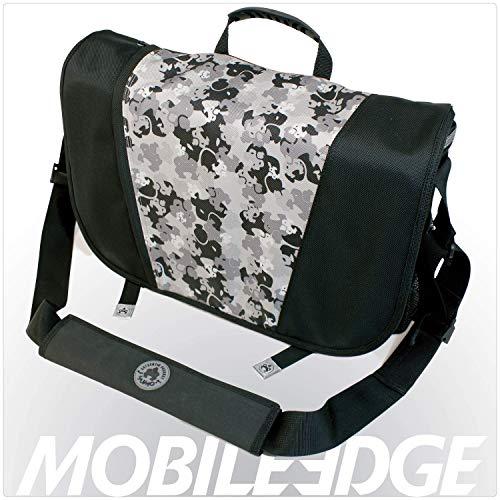 Sumo Laptop Sumo Messenger Bag- 16-Inch PC/17-Inch Mac (Black Camo)