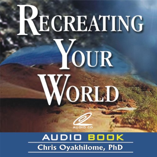 Recreating Your World audiobook cover art