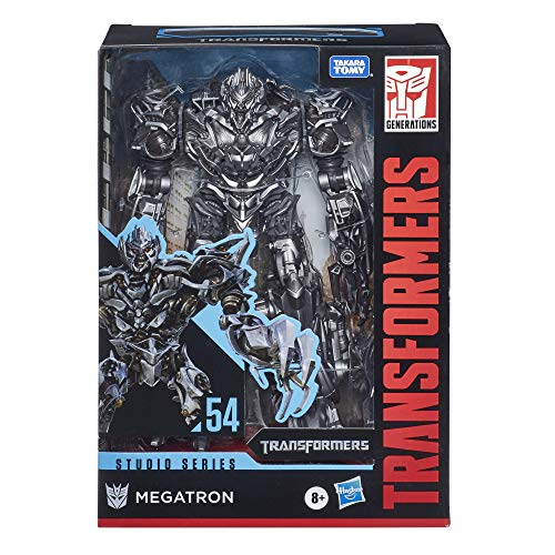 Transformers Toys Studio Series 54 Voyager Class Movie 1 Megatron Action-Figur, ab 8 Jahren, 16,5 cm