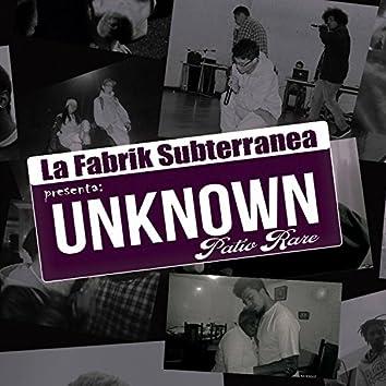 Unknown Patio Rare