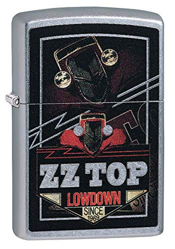 Zippo ZZ Top Pocket Lighter