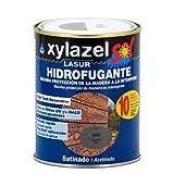 Xylazel - Hidrofugante sol lasur 750ml blanco roto