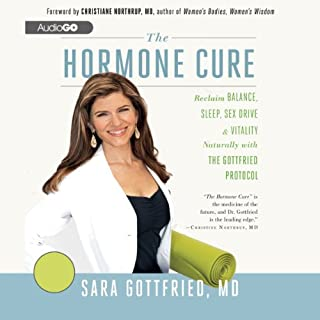 The Hormone Cure cover art