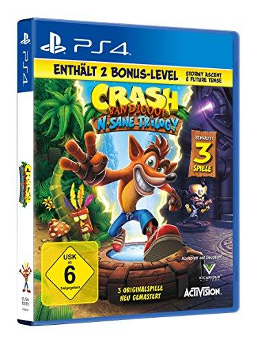 Crash Bandicoot 2.0 - PlayStation 4 [Edizione: Germania]