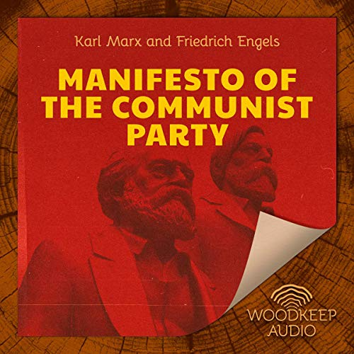 Manifesto of the Communist Party cover art