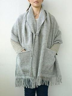 KLIPPAN クリッパン ウール ストール コレクション eco wool [ ベーシックウール/ライトグレー ]