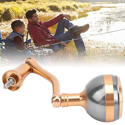 Cocosity Fishing Reel Handle Rotatable Knob Reel Reel Handle, Power Handle Grip Screw‑In Reel Handle for Camping Picnics Outdoor Fishing(Medium)
