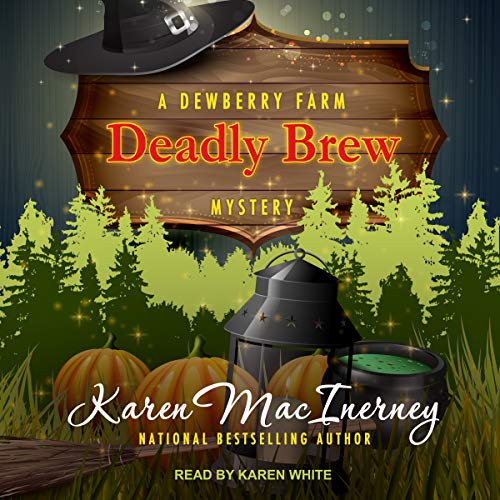 Couverture de Deadly Brew
