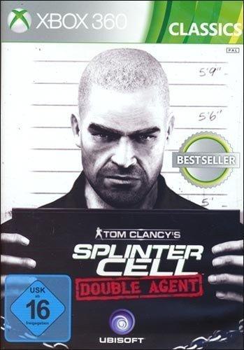 Splinter Cell Double Agent Classics