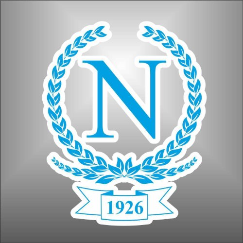 Graphic-lab Aufkleber - Sticker Napoli N4 ultras serie A Champions League football