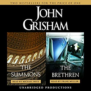 The Summons & The Brethren audiobook cover art