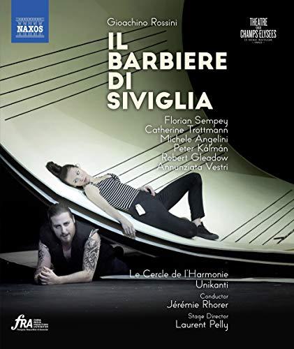 Il barbiere di Siviglia [Blu-ray]