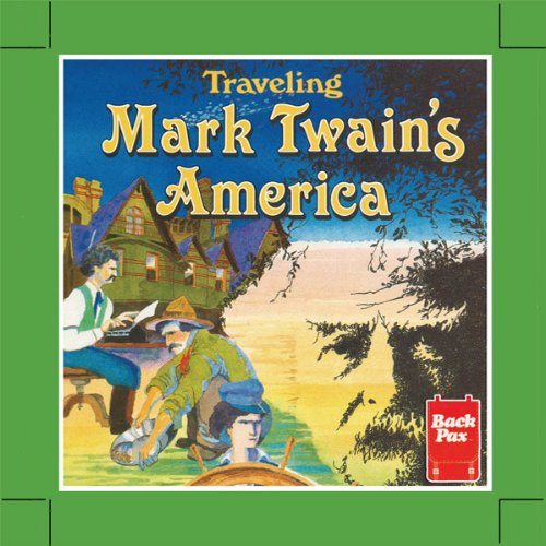 Mark Twain's America audiobook cover art