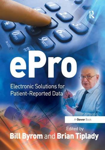 ePro: Electronic Solutions for Patient-Reported Data