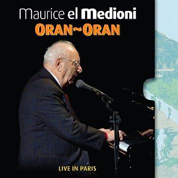 Oran-Oran (Live in Paris, Musée d'Art et d'Histoire du Judaïsme)