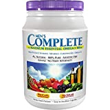 Andrew Lessman Multivitamin - Men's Complete with Maximum Essential Omega-3 500 mg 30 Packets – 30+ High Potencies of All Nutrients, Essential Vitamins, Minerals & Carotenoids. No Additives