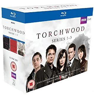 Torchwood - The Collection (Series 1-3) [Blu-ray] [Region Free] (B002MGJSRQ) | Amazon price tracker / tracking, Amazon price history charts, Amazon price watches, Amazon price drop alerts